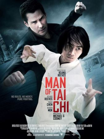 Man of Taichi movie poster