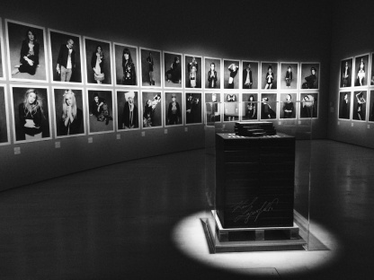 Chanel photo exhibition