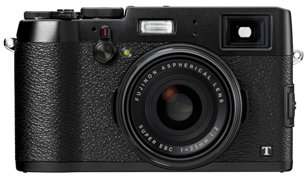 First Photos From a Fujifilm X100T