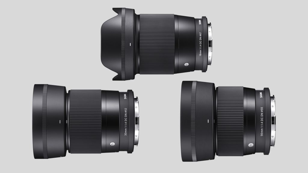 Three Sigma lenses